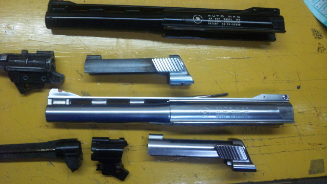 mgc 44オートマグ 金属チャンバー入替え 販売 通販 モデルガン